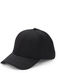 Gents Textured Pinstripe Baseball Cap