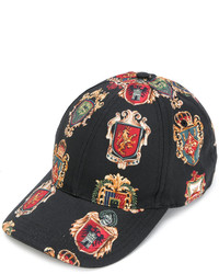 5daca8db2b918 ... Dolce   Gabbana Heraldic Sicilia Cap