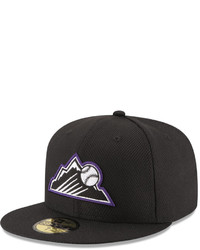 New Era Kids Colorado Rockies Diamond Era 59fifty Cap