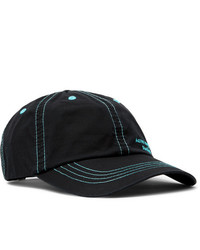 Acne Studios Logo Embroidered Cotton Twill Baseball Cap