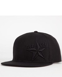Nor Cal Low Pro Snapback Hat Black One Size For 208541100