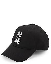 Psycho Bunny Logo Baseball Cap