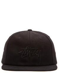 Stussy Stock Canvas Snapback