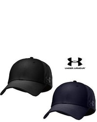Under Armour Tactical Pd Stretch Fit Cap Ua Tonal Logo Fitted Baseball Hat