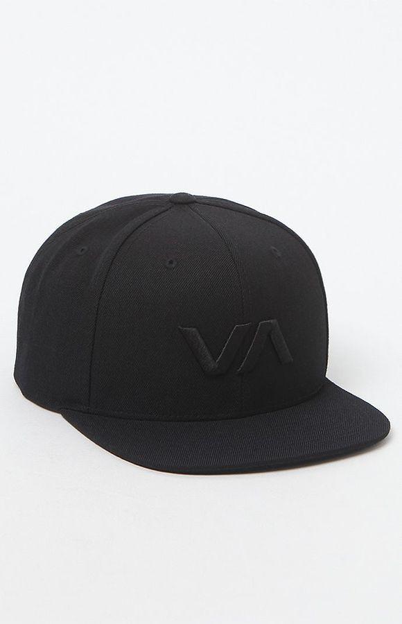 promo code 41384 7aabe ... RVCA Va Snapback Ii Hat ...