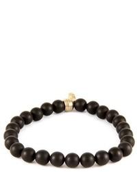 Ettika Agate Bead Bracelet
