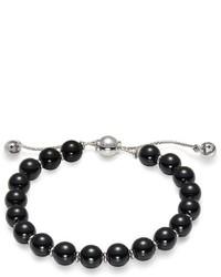 Gucci Boule Britt Bracelet W Black Wooden Beads Bracelet