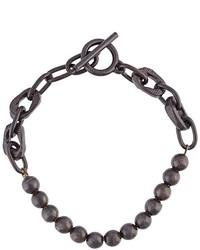 Henson Beads Carved Links Bracelet