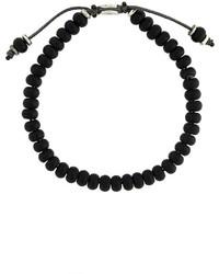 M. Cohen Stacked Beaded Bracelet