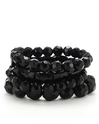 jcpenney Mixit Mixit 5 Row Stretch Bracelet