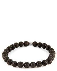 Ettika Mr Lava Stone Bead Bracelet