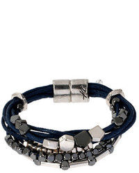 Kenneth Cole New York Multi Strand Beaded Bracelet