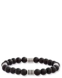 Onyx bead bracelet medium 3664566
