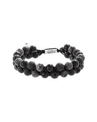 Steve Madden Stone Bead Bracelet