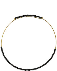 Isabel Marant Thin Beaded Bangle
