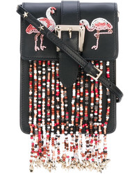 RED Valentino Beaded Details Crossbody Bag