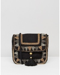 Reclaimed Vintage Beaded Mini Cross Body Bag