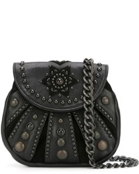 Htc Hollywood Trading Company Beaded Crossbody Bag