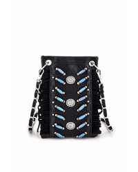 Wild Lilies Jewelry Fringe Cross Body Bag