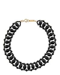Isabel Marant Black Malawi Necklace