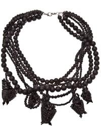 Feverish Sleeping Bat Necklace