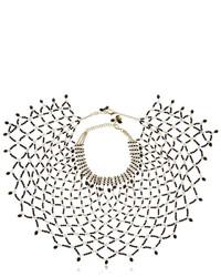 Rosantica Rete Onyx Beaded Necklace