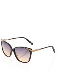 Jason Wu Large Square Sunglasses Black