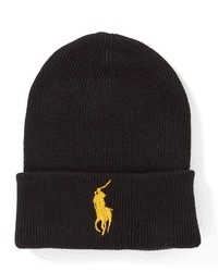 Polo Ralph Lauren Big Pony Cotton Beanie