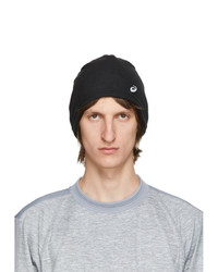 Asics Black Fleece Beanie
