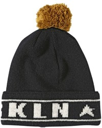 Golden Goose Deluxe Brand Brkln Vice Double Wool Beanie