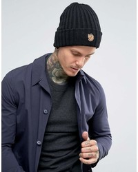 Fjallraven Byron Beanie In Black
