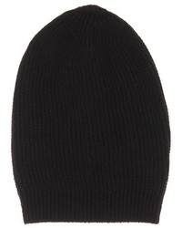 Rick Owens Cashmere And Wool Blend Beanie