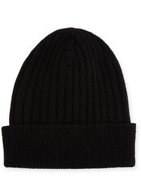 Tom Ford Cashmere Ribbed Hat