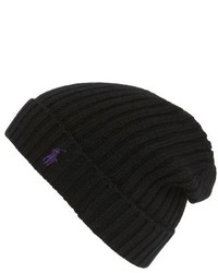 Cashmere wool beanie blue medium 1024864