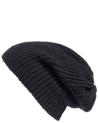 Caslon Coordin Knit Beanie Red