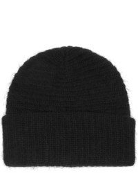 Acne Studios Daphnee Ribbed Wool Blend Beanie