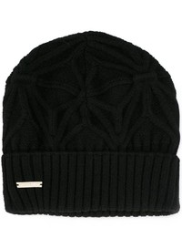 DSQUARED2 Knotted Design Beanie