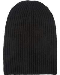 Barneys New York English Rib Knit Beanie