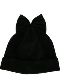 Federica Moretti Bunny Ear Beanie Hat
