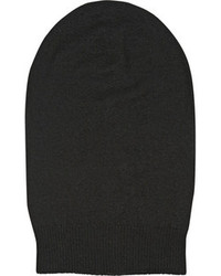 Rick Owens Fine Knit Cashmere Beanie