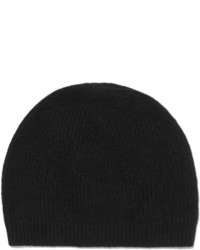 Madeleine Thompson Fiona Ribbed Knit Cashmere Beanie