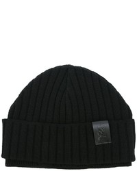 Y-3 Folded Ribbed Beanie
