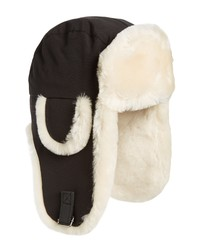Canada Goose Genuine Shearling Copilot Hat