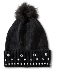 Cherokee Girls Beanies Black 4 16