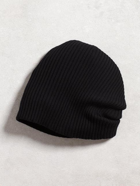 ... John Varvatos Double Layer Rib Knit Beanie ... 462be60c076