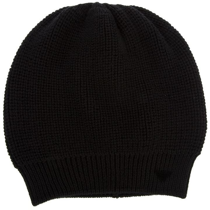 Emporio Armani Knit Beanie
