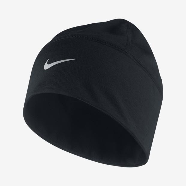 ... Black Beanies Nike Lightweight Wool Running Hat ... 2f158608ee2b