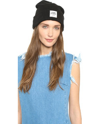 Logo knit beanie medium 840454