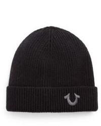 True Religion Logo Knit Watchcap