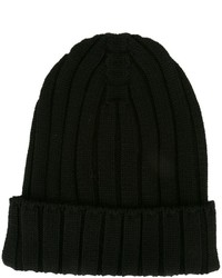 MM6 MAISON MARGIELA Ribbed Beanie Hat